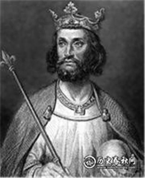 0860年1月1日 西法兰克国王厄德一世诞生
