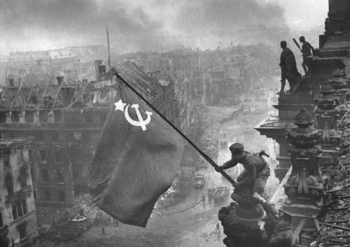 二战德国纳粹的末日