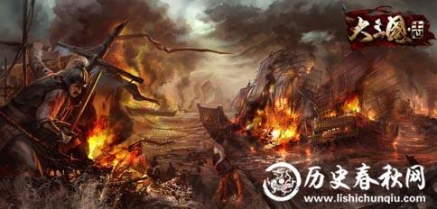 从赤壁之战看刘备与曹操暴露的最大差距
