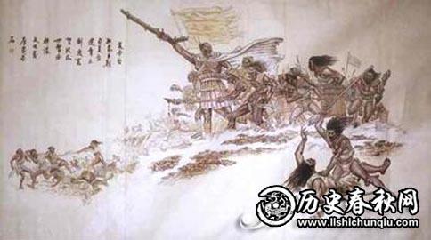 公元前1600:商汤灭夏 商朝建立