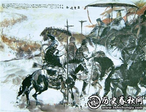 公元前1300年 盘庚迁殷
